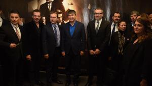 Kod Adı: K.O.Z. filminin Antalya galası yapıldı