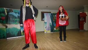 Bayraklı'da Çocuklar Tiyatro İle Buluşuyor