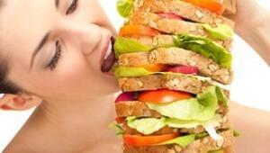 İştahınızı Kesmek İçin Yemek Yiyin