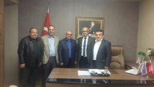 Milletvekili Aday Adayı İbrahim Bilgin, STK'ları Ziyaret Ediyor