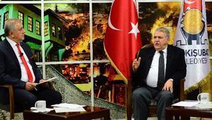 """Mahçiçek: """"Yeni Türkiye'nin Yeni Onikişubat'ını Birlikte İnşa Edeceğiz"""""""