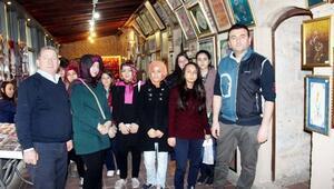 Öğrenciler Eskişehir'i Gezdi