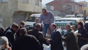 19 Mayıs'ta Organik Fındık Üreticilerine Solucan Gübresi Dağıtıldı