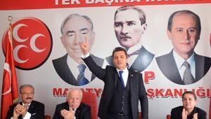 Hakan Kalkan MHP'den Aday Adaylığını Açıkladı