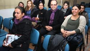 Nuda Kültür Merkez'inde Kadın Semineri
