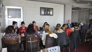 DEDAŞ'tan Kadınlar Günü Yemeği