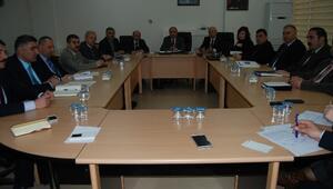 """Tokat'ta """"İş Sağlığı Ve Güvenliği"""" Kurulu Toplantısı"""