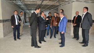 Uncalı'ya Antalya'nın En Büyük Okulu Yapılıyor