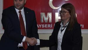 Eser Türkistanlı Saka Da Aday Adaylığını Açıkladı