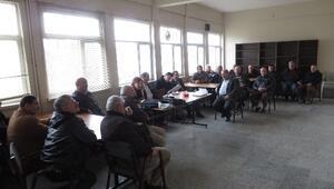 Tokat'ta Temel İş Sağlığı Ve Güvenliği Eğitimi