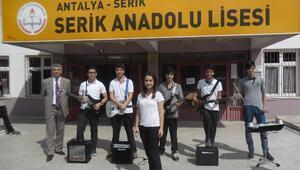 Serik Anadolu Lisesi İstanbul Yolcusu