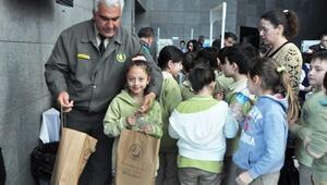 Mersin'de Ormancılık Haftası Coşkuyla Kutlandı
