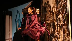 Büyükşehir Belediyesi Şehir Tiyatrosu'ndan Modern Zaman Eleştirisi Bir Oyun