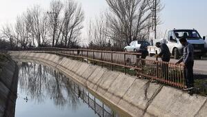 Derme Sulama Kanalı Güvenli Hale Getiriliyor