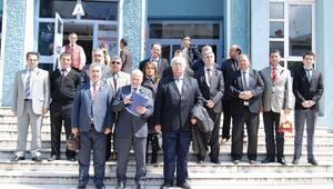 Aydın'da Adliye Çalışanları Terör Saldırısını Kınadı