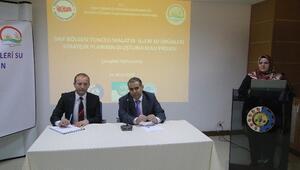 Su Ürünleri Master Planı Toplantısı Malatya'da Yapıldı