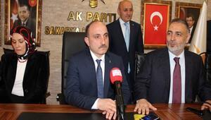 AK Parti Sakarya'nın Adayları Belli Oldu