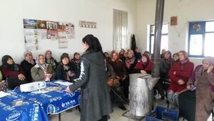 Köylü Kadınlar Kanser Taramasından Geçiyor