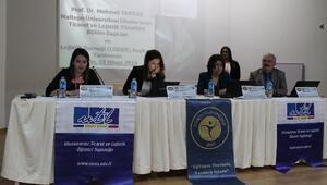 Mersin'de 'Uluslararası Ticaret Ve Lojistik' Çalıştayı Düzenlendi