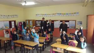 Okullar Da Süt Dağıtımı Devam Ediyor