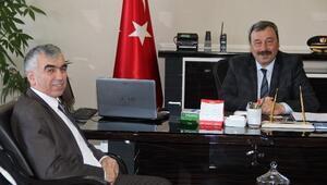 GMİS'ten Emniyet Müdürü AK'a Ziyaret