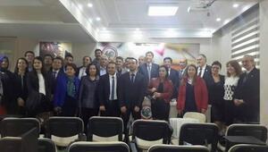 34. Bölge Aksaray-kırşehir Eczacı Odası Temsilciliği Açıldı