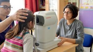 Eskişehir'deki Çocuklarda En Çok Miyop Gözlemleniyor