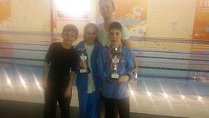 Nilüfer Belediyesporlu Yüzücülerden Büyük Başarı