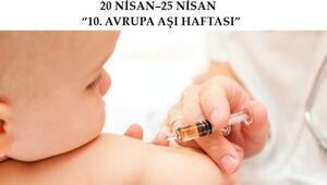 Aydın'da Aşı Haftasında Aşılanmayan Çocuk Kalmayacak