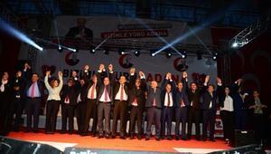 MHP Milletvekili Aday Tanıtım Toplantısı