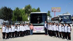 Şehitkâmil, Halkoyunlarında 2 Farklı Kategoride Bölge Şampiyonu