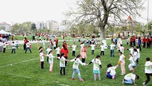 6.çocuk Festivali, Çocuk Oyunlarıyla Devam Ediyor