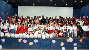 Aliağa Belediyesi Çocuk Evi'nde 23 Nisan Coşkusu