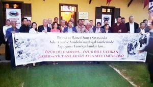 """""""Sözde Ermeni Soykırımı İddialarını Cevap""""konferansı"""