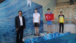 5. Rumi Çocuk Oyunlarına Mersinli Sporcular Damga Vurdu