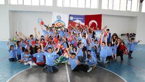Mezitli Belediyesi, 23 Nisan'ı Çocuk Oyunları Şenliği İle Kutladı