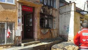 Bursa'da Doğalgaz Patlamasında Facianın Eşiğinden Dönüldü