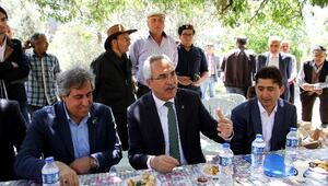AK Parti Adayı Aydın'dan Çobanlara Müjde