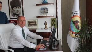 Tekkeköy Belediyesi E-devlet Uygulamasına Geçti