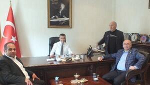 AK Parti Milletvekili Çakar Malazgirt'te
