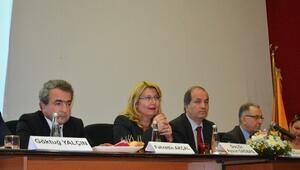 Çerkezköy MYO'da Verimlilik Ve Girişimcilik Paneli