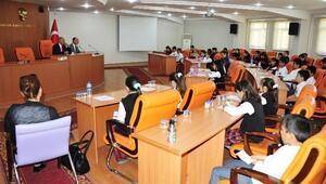 Özel Babaoğlu Koleji'den Başkan Çalışkan'a Ziyaret