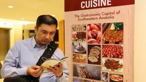 Büyükşehir, Gaziantep Mutfağını UNESCO Genel Merkezi'nde Tanıttı