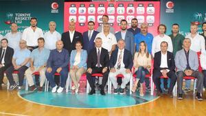 Türkiye Basketbol 1. Ligi fikstür belli oldu