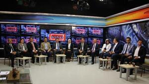 AK Parti'li Adaylar, Canlı Yayında Adana'nın Geleceğini Konuştu