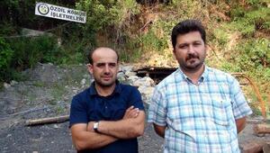 Mahalleli-madenci kavgasına biber gazlı müdahale (2)