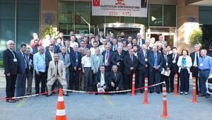 Cemiyet Başkanları Şanlıurfa'da Buluştu