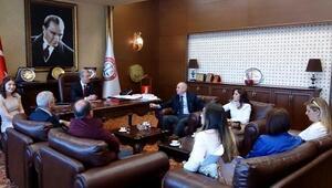 Büyükşehir Belediyesi Mersin Barosu İle İşbirliği Yapacak