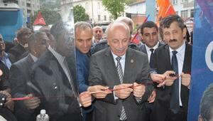 AK Parti Kilimli'de Seçim Bürosu Açtı