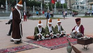 Antalya'da Ahilik Kutlamaları